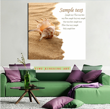 Stretched home wall decoration canvas art prints printed custom canvas photo printing