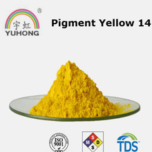 CAS 5468-75-7 Organic Pigment Yellow 14 Colouring Pigment
