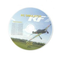 22 in 1 RF USB Flight Simulator for RC G7/ G6 G5.5 G5 Phoenix 5.0