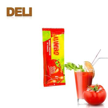 Deli fresh tomato concentrate tomato puree brands from China