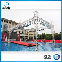 Seek manufactory Truss and Sound System on sales