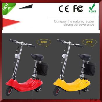 China light weight 3 wheels electric scooter board