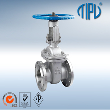 Wedge Type Flange Stainless Steel Gate Valve For Oil Gas And Water