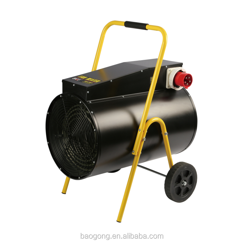 30KW Giant power heater moveable industrial fan heater
