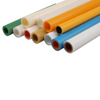 Good Quality High Impact 6 Inch Diameter White Pvc Pipe