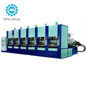 High Quality Double Colors EVA Shoes Slippers Injection Moulding Machine