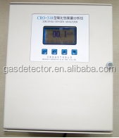 CRO-310 online zirconium oxide oxygen gas concentration analyzer with 4-20mA signal output,RS232 for computer