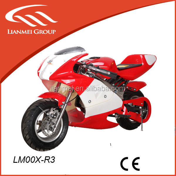 49cc mini kid pocket bike made in china for kids with ce