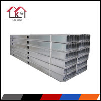 Construction building materials galvanized steel stud price
