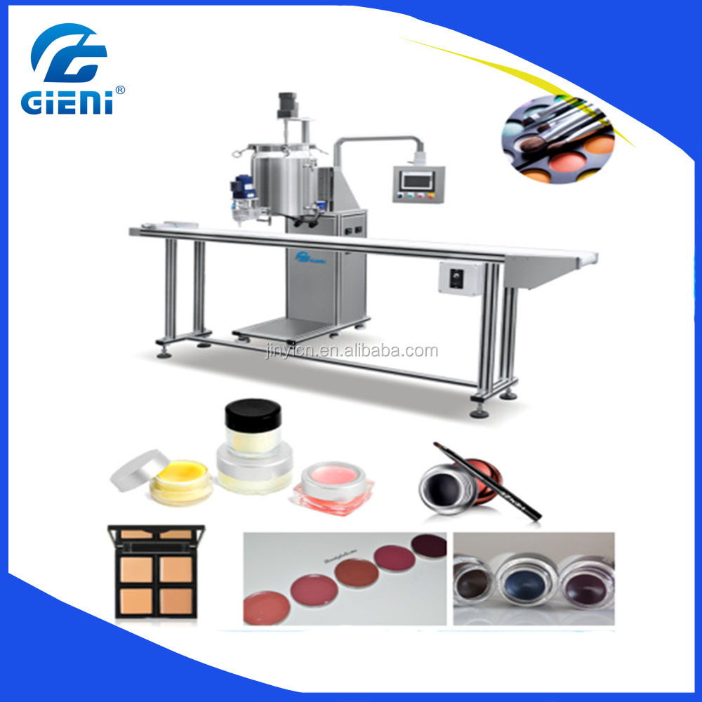 JGF Single Nozzle Gear Pump Lipstick Filling Machine