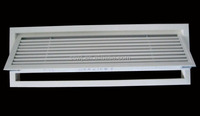 double deflection supply adjustable aluminum ventilation grille