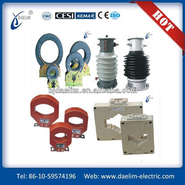 0.66- 75kv indoor or outdoor ,dry or oil type ,single or three transformer ct for energy meter