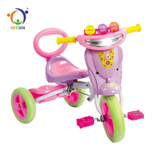 China manufacturer learn walk plastic 3 wheels small child tricycle for sale