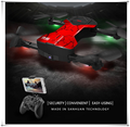 2.4 G Pocket Rc Drone Wifi Altitude Hold Mini Foldable Quadcopter with 2.0MP Camera
