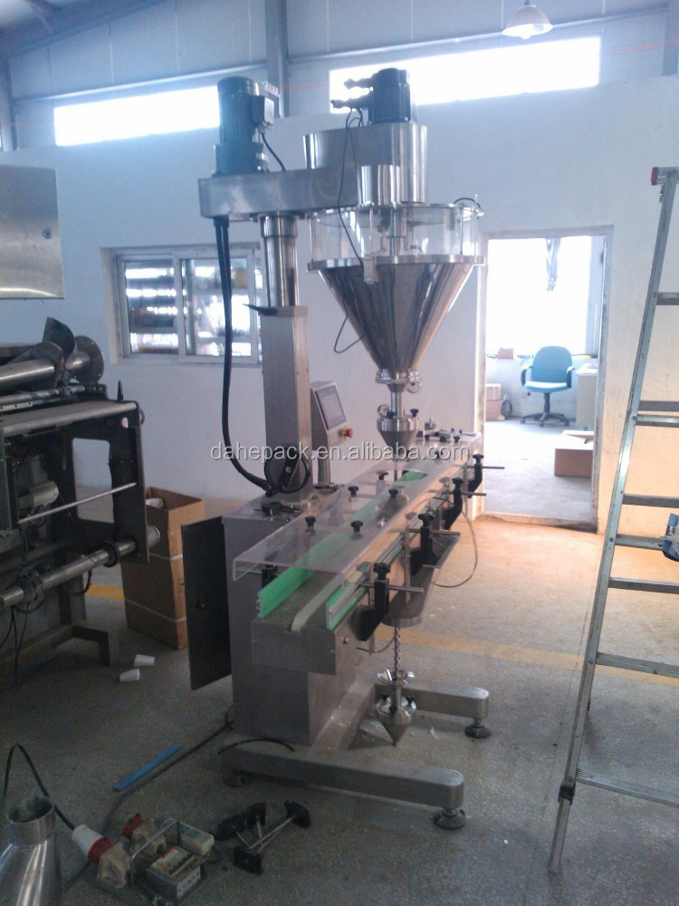 Automatic 10-5000g Linear Coffee Powder Packing Machine