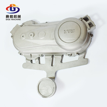 OEM Aluminum Die Casting Motorcycle Housing Gearbox Engine Case Cover