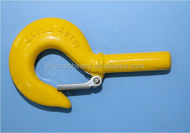 Forging Rigging Forged Shank Hook