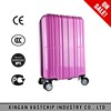 New Style Lightweight ABS +PC torlley luggage with TSA Customs Lock luggage bags