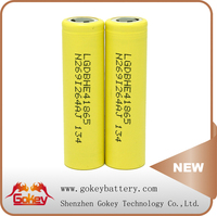 E-Bike Battery! LG 3.7V Battery LG HE4 18650 2500mAh 30A Discharge Current Li-ion Battery