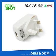 High Quality 5W AC DC 5V 1A USB Power Supply