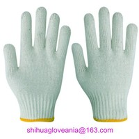Labor protection Cotton hand glove
