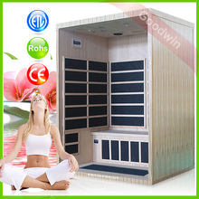 Hot sale infrared cabin one person sauna