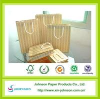grape design paper bag