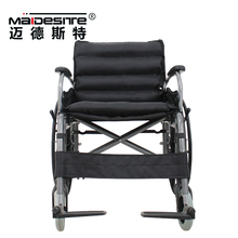 Folding heavy duty extra wide manual obese wheels wheelchair