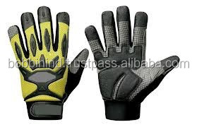 motor machine gloves/ industrial gloves/ gloves machine/ mechanic gloves