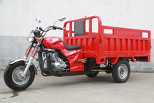 150cc 200cc 250cc Three Wheels Big Cargo Box Motorcycle Tricycle for China sale