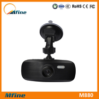 2.7inch 140 Degree Motion Detection Loop Recording G1W Night Driving Full HD 1080p Car Camera Dash Cam