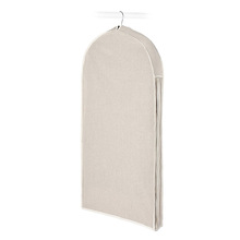 Wholesale travel linen garment bag for suits