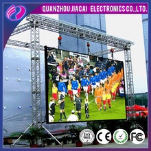 Customized Size hot selling outdoor display flexible led screen