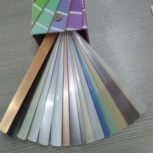 Customized aluminium slats for roller shutter