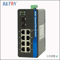 Industrial 24 Port POE Ethernet 2