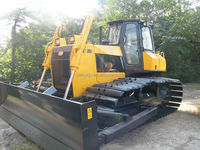 Brand New Swamp Land Crawler Bulldozer Cheap Price with 180HP Weichai Deutz Bulldozer Engine