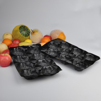 Polypropylene Tray For Fruit and Vegetable Foam Plastic Fruit Tray Large Eco-friendly avocado tray price for sale