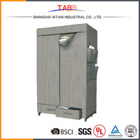 Wholesale Foldable Small Wardrobe For Small Bedroom