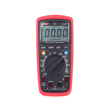 Mini Digital Multimeters Portable AC/DC Voltage Meter Voltmeter AC Current Tongs Insulation Resistance Capacitance Diode Tester