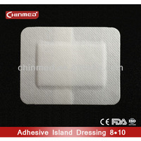 nonwoven adhesive wound plaster surgical wound care
