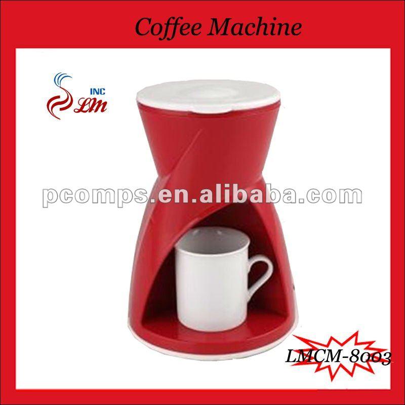 Coffee Maker En Espanol : Una taza de goteo coffee maker con light indicador-Cafeteras -Identificacion del producto ...