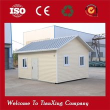 China modern design temporary mining camp prefab houses in india