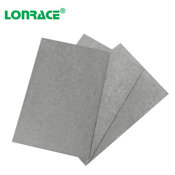 High-Density Fiber Cement Board Siding Facade panel