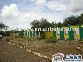 Clinic Container House Labour Camp Container House, flat pack container house, living container, office container, toilet contai