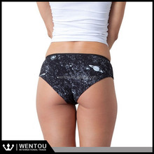 Glow in the Dark Women's Space Underwear
