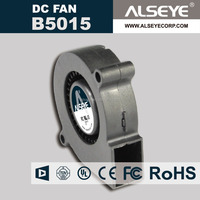 Alseye CC0252 manufacturer radial fan blade design 50*50*15mm radial centrifugal fan