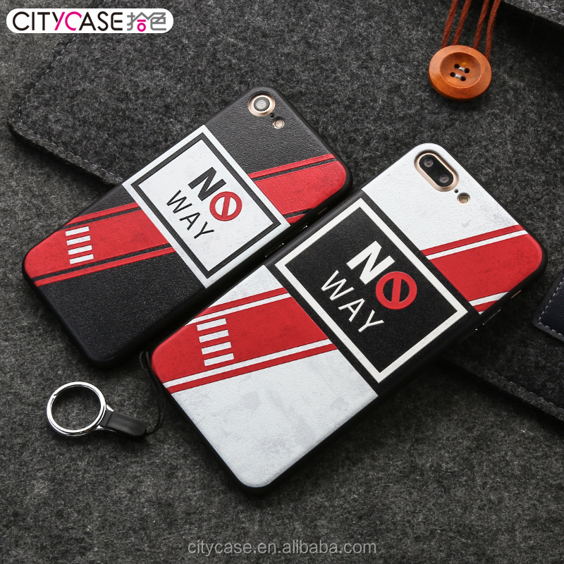 citycase low price china custom cell phone universal case for iPhone 7 7plus