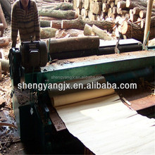 Hot sale wood veneer peeling machine