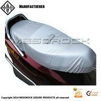 waterproof motorcycle scooter seat rain cover protector