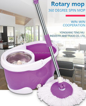 new plastic twist mop with spin bucket with multi-color
